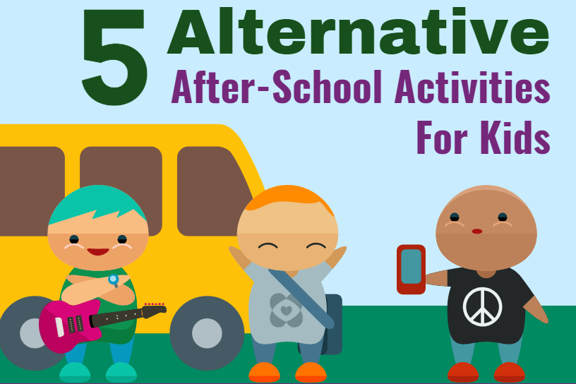 5 Alternative Activities for Kids thumb