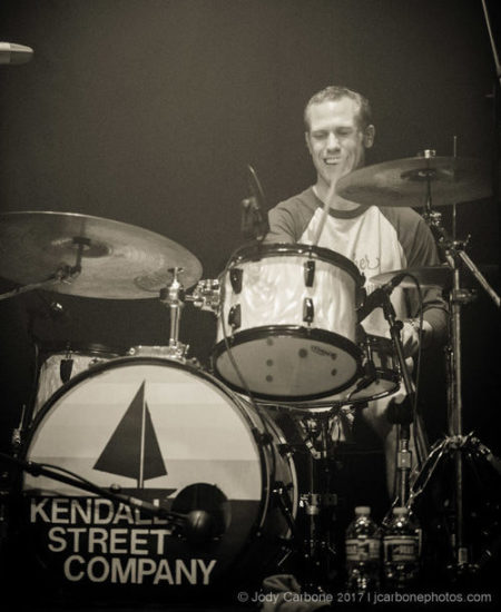 Ryan Wood drum